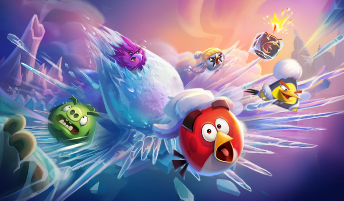 Foto: Angry Birds