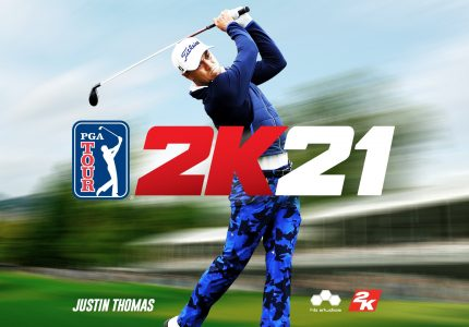PGA TOUR 2K21 Key Art 1920x1080