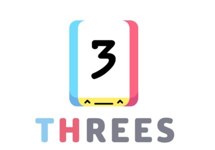 Threes-title